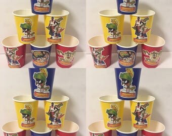 Space Jam paper  cups (48)