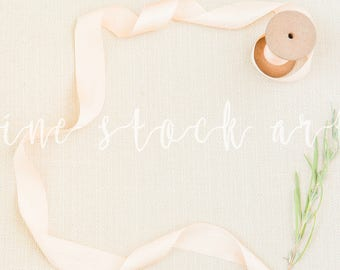 Styled Stock Image | Instant Download for Bloggers/Artist/Calligraphers
