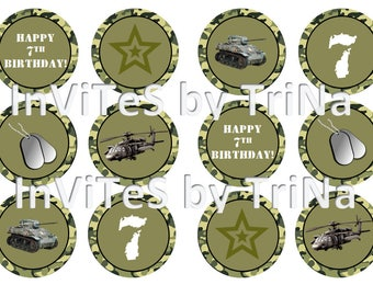 Army Cake Toppers Etsy Uk