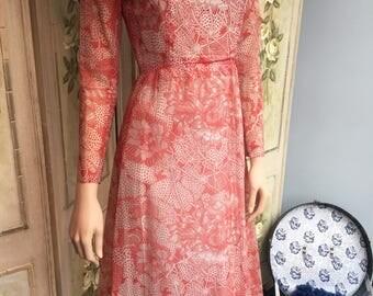 Original 1960s Givenchy dress. Simply Superb!! Guide size UK8. #Z2