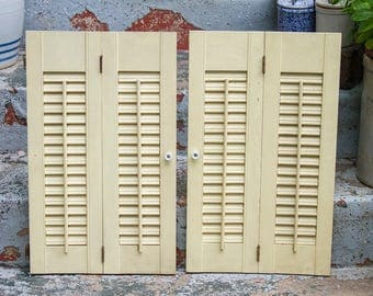 Vintage shutters | Etsy