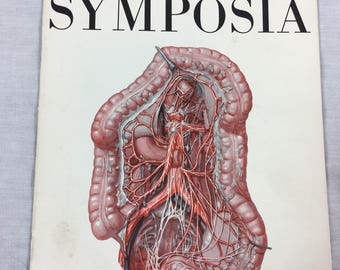 1959 Ciba Clinical Symposia Nerve Supply of the Gastrointestinal Tract Frank H. Netter Medical Journal