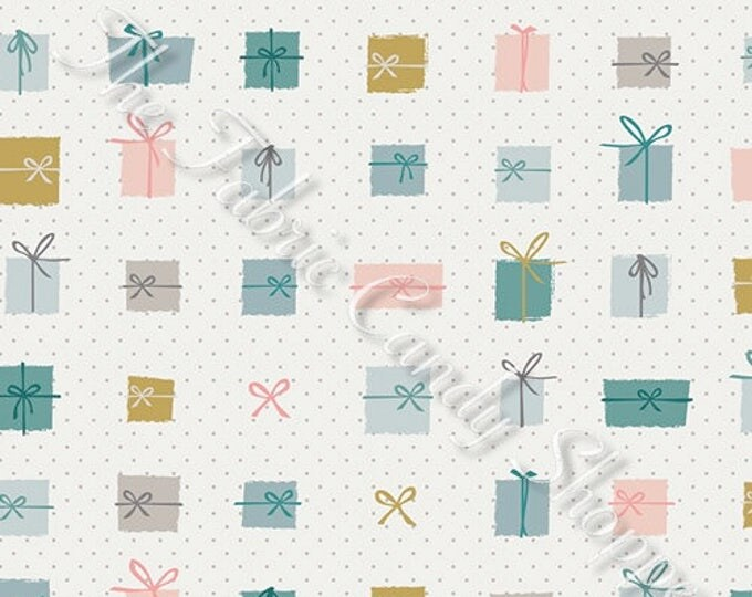 Little Town by Art Gallery Fabrics - Gifted - Cotton Woven Fabric