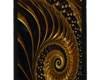 iPhone Dark Fractal Case for iPhone 6, 6s, 7, 7s