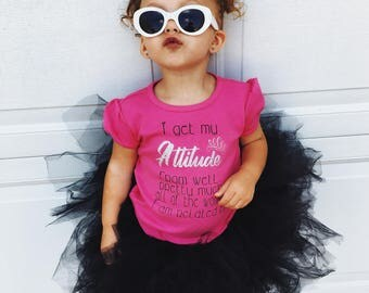 I get my attitude from t-shirt, pretty much all of the women I am related to, Attitude t-shirt