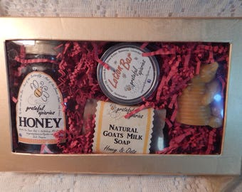 Queen Bee Gift Basket