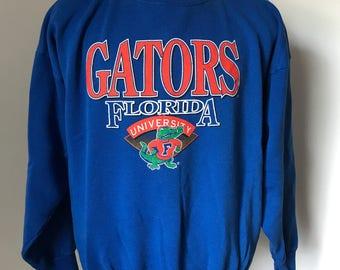 Vintage Florida Gators XX-Large Crewneck Sweatshirt