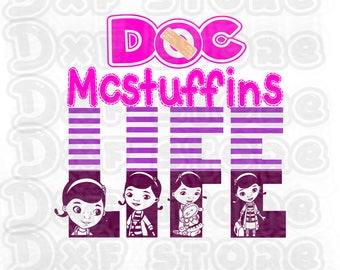 Doc McStuffins,junior,Dragon Stuffy ,lambie  Files for use with your Silhouette Studio Software