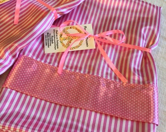Baby blanket, travel blanket, stroller blanket, lovey. This blanket is 20x20 but canbe made in many sizes