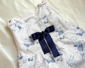 Sleeping bag little sailor baby fabrics