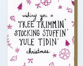 Tree Trimmin' Christmas