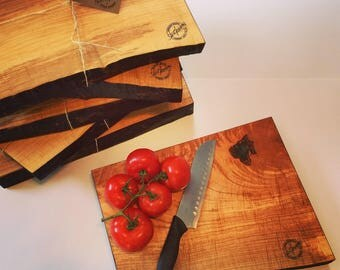 Hard maple cutting board