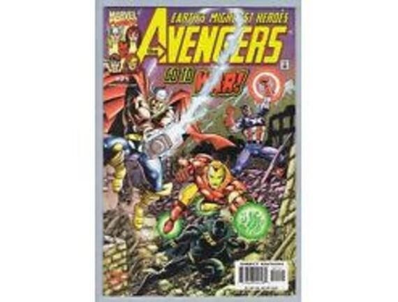 Avengers v3 21 Oct 1999 NM- (9.2)