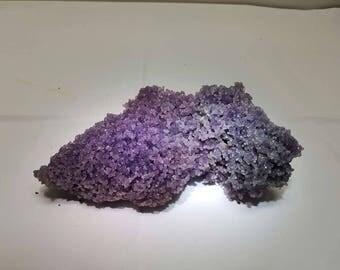 Manakarra Grape Agate Purple Chalcedony Stone