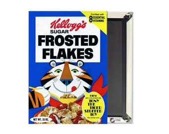 Frosted Flakes Cereal Magnet