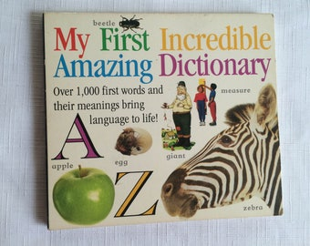 Child Dictionary,FIrst Dictionary,Kid Dictionary,Visual Dictionary,Learn to Read,Reading Instruction,Spelling How To,Spelling,Dictionary