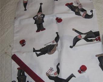 Foldable bag for Christmas gift