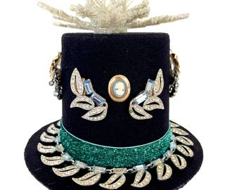 Ice Princess Tiny Top Hat