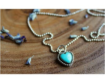 Mini Sweet Heart necklace