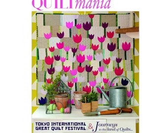 SALE!! Quiltmania Magazine #118 - March/April 2017