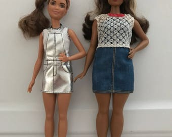 Pair of Barbie's