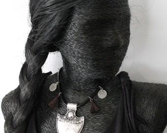 Ethnic necklace 23