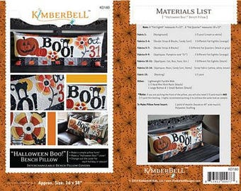 Halloween Boo! Pillow KD180