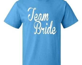 ON SALE - Team Bride - Men's T-shirt