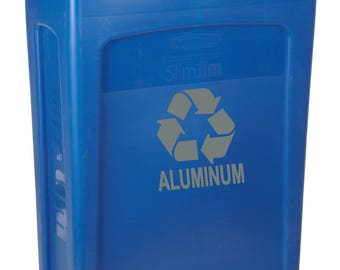 Recycle Decal, Recycle Sticker, Recycle Label, Recycle Logo, Recycle Aluminum, Environment