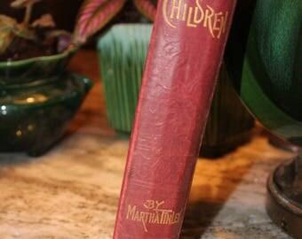Antique Book 1905 Elsie's Children by Martha Finley