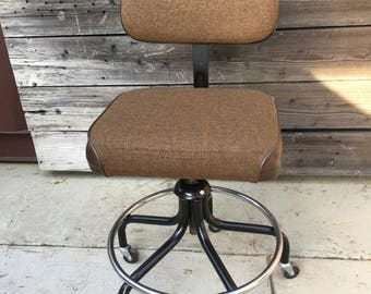Drafting chairs, Sewing chairs, desk chair, office chair, rolling chair, on casters