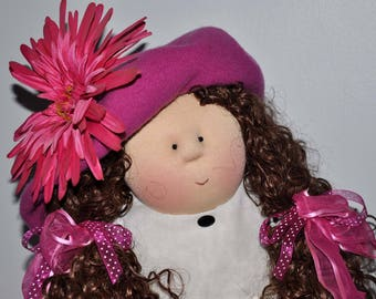 Little Souls Doll, Little Souls Original, Gretchen Wilson, Dolly Mama, 24 Inch Cloth Doll, Little Souls Jessie, Vintage Doll, OOAK Doll