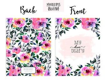Dua Diary notebook