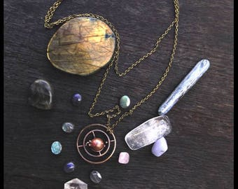 Gyroscope grimoire secret / Secret spellbook gyroscope