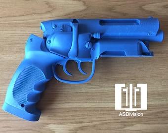 Blade Runner 2049 PKD Blaster Movie Pistol Replica Prop Gun Model Resin Kit