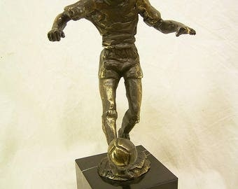 a football player figurines