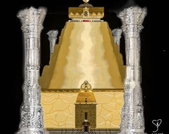 Opulent Kingdom-(Prints Available-Not Original)