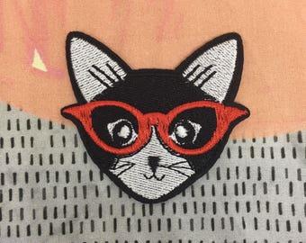 Spunky Cat Patch