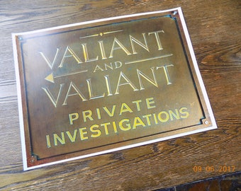 Who Framed Roger Rabbit   Valiant and Valiant Sign