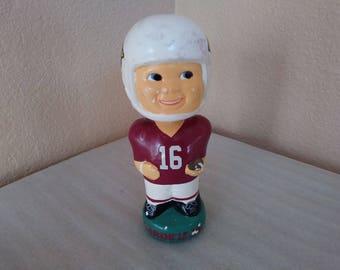 St Louis Cardinals Bobble Head Nodder NFL Football Figure