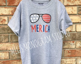 SALE//Kid's 4th of July Shirt!