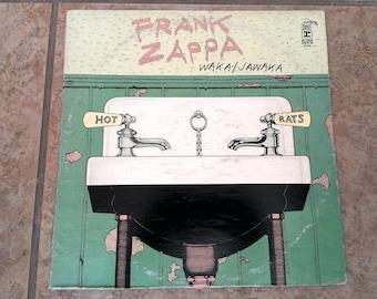 """Frank Zappa  """"Waka/Jawaka"""