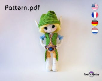 Pattern - Elrond the Elf