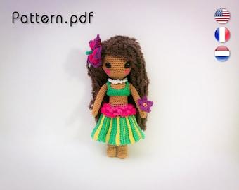 Pattern - Craquotine Hawaiian