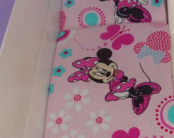 Dollhouse mattress for Little tikes vintage dollhouse Minnie Mouse with Butterflys