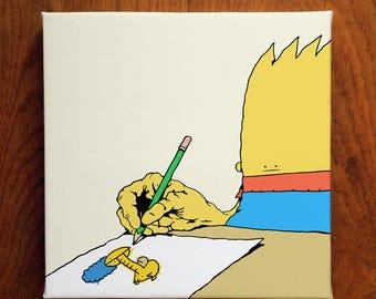 Bored Simpson