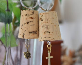 cork key holder