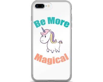 Unicorn Phone case | Be More Magical | Magical Phone Case | Unicorn