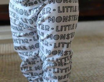 Little Monster Pants