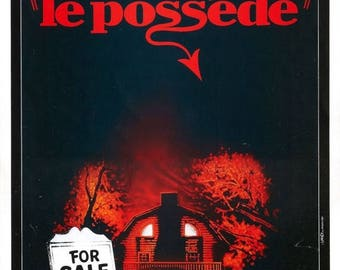 Back to School Sale: Amityville II - The Possession Movie POSTER (1982) Thriller/Indie